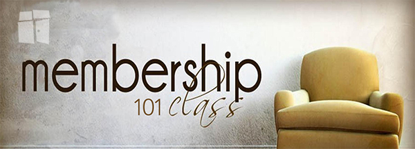 Membership Course begins September 18 – Christ Alone Church |Membership Class